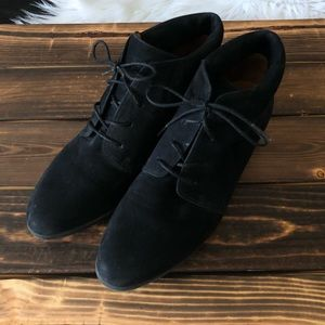 Rockport Lace-up Booties - Size 8.5